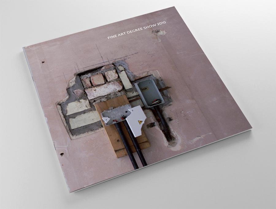 Fine Art Degree Show Catalogue Jooles Tostevin