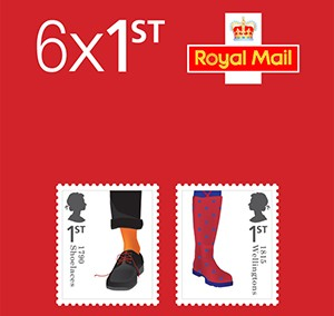 Stamp Design UK 'Firsts'