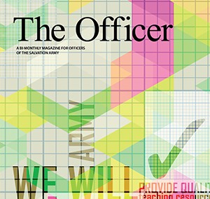 'The Officer' Magazine